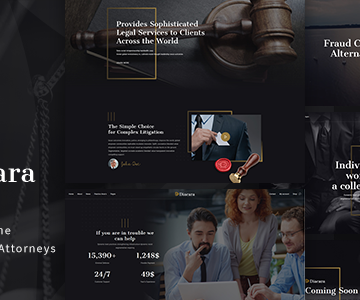 Law Firm Design 03